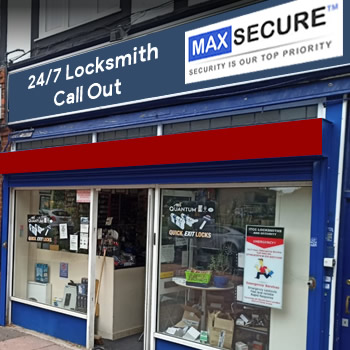 Locksmith store in Kingston